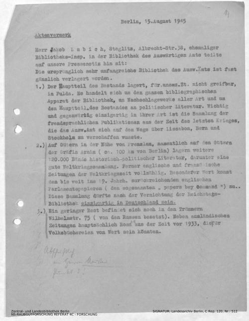 Landesarchiv Berlin, C Rep. 120 Nr. 512, Bl. 14