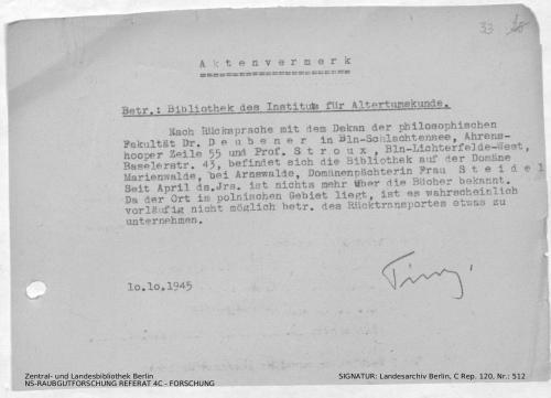 Landesarchiv Berlin, C Rep. 120 Nr. 512, Bl. 33