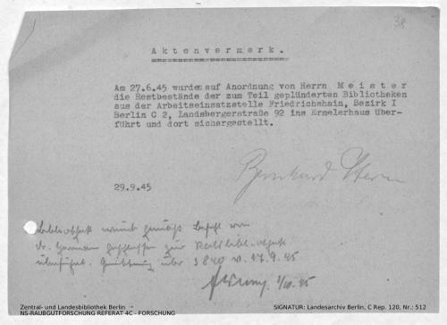 Landesarchiv Berlin, C Rep. 120 Nr. 512, Bl. 38