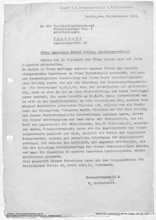 Landesarchiv Berlin, C Rep. 120 Nr. 512, Bl. 40