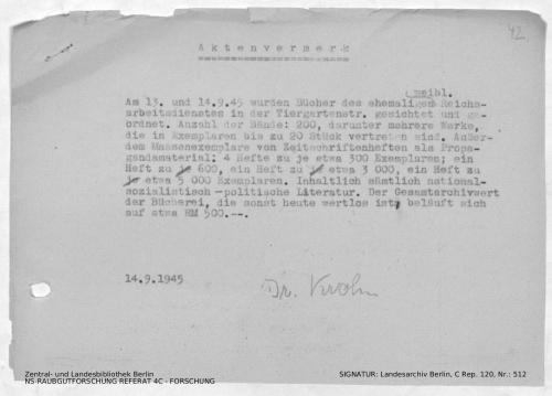 Landesarchiv Berlin, C Rep. 120 Nr. 512, Bl. 42