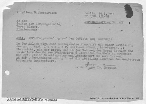 Landesarchiv Berlin, C Rep. 120 Nr. 512, Bl. 45