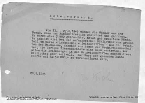 Landesarchiv Berlin, C Rep. 120 Nr. 512, Bl. 50