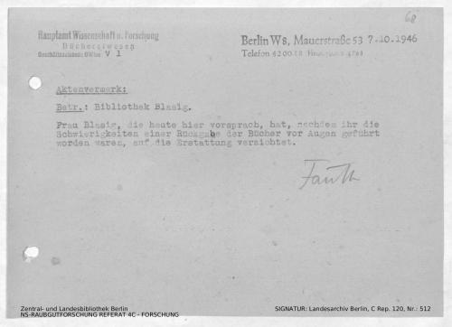 Landesarchiv Berlin, C Rep. 120 Nr. 512, Bl. 68