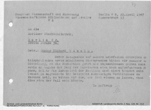 Landesarchiv Berlin, C Rep. 120 Nr. 512, Bl. 73