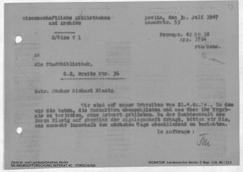 Landesarchiv Berlin, C Rep. 120 Nr. 512, Bl. 79