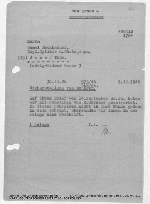 Landesarchiv Berlin, C Rep. 120 Nr. 512, Bl. 115