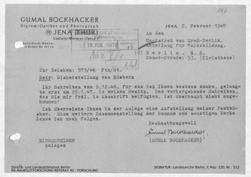 Landesarchiv Berlin, C Rep. 120 Nr. 512, Bl. 117