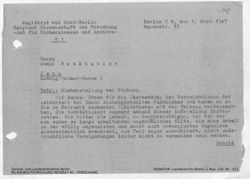 Landesarchiv Berlin, C Rep. 120 Nr. 512, Bl. 118