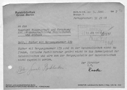 Landesarchiv Berlin, C Rep. 120 Nr. 512, Bl. 120