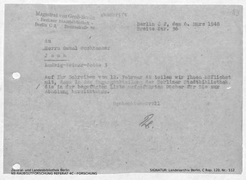 Landesarchiv Berlin, C Rep. 120 Nr. 512, Bl. 129