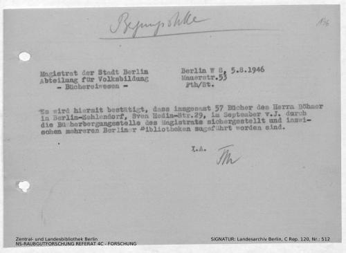 Landesarchiv Berlin, C Rep. 120 Nr. 512, Bl. 136