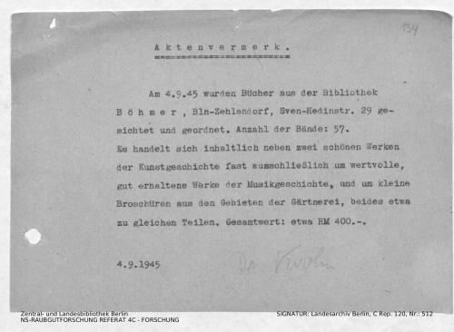 Landesarchiv Berlin, C Rep. 120 Nr. 512, Bl. 134