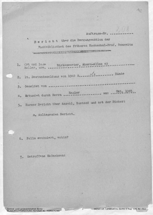 Landesarchiv Berlin, C Rep. 120 Nr. 512, Bl. 142