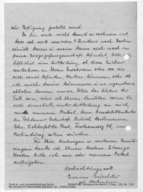 Landesarchiv Berlin, C Rep. 120 Nr. 512, Bl. 154