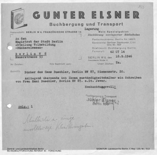 Landesarchiv Berlin, C Rep. 120 Nr. 512, Bl. 155