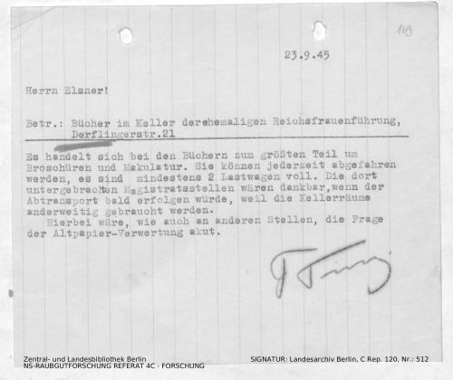 Landesarchiv Berlin, C Rep. 120 Nr. 512, Bl. 169