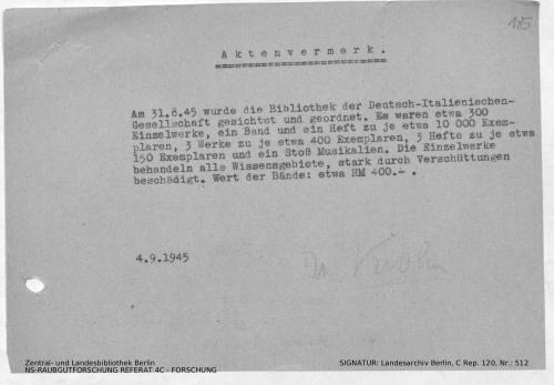 Landesarchiv Berlin, C Rep. 120 Nr. 512, Bl. 185