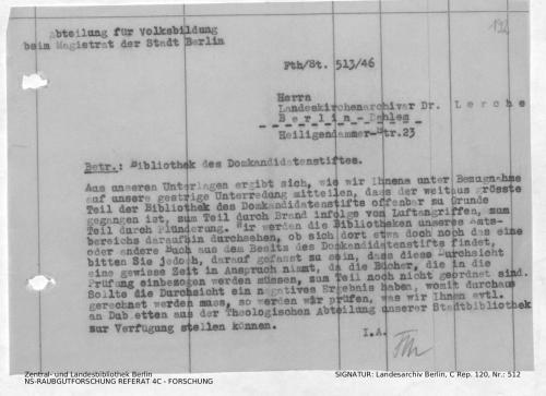 Landesarchiv Berlin, C Rep. 120 Nr. 512, Bl. 192