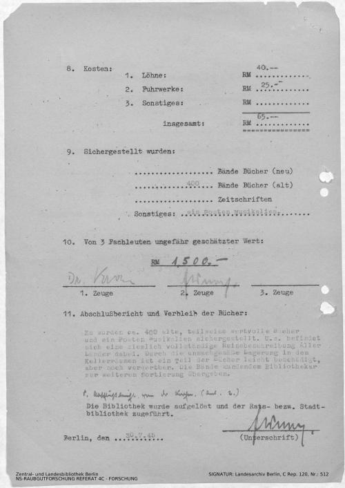 Landesarchiv Berlin, C Rep. 120 Nr. 512, Bl. 194
