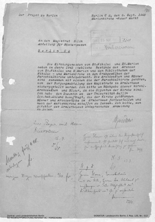 Landesarchiv Berlin, C Rep. 120 Nr. 512, Bl. 198