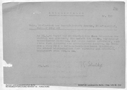 Landesarchiv Berlin, C Rep. 120 Nr. 512, Bl. 200