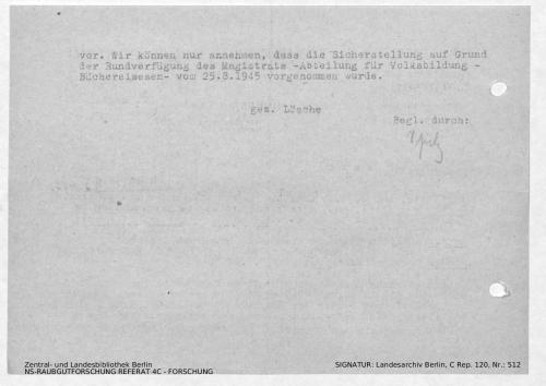 Landesarchiv Berlin, C Rep. 120 Nr. 512, Bl. 209