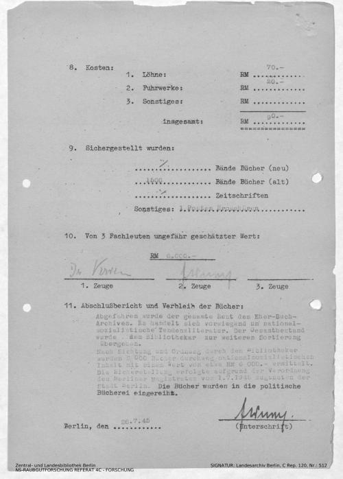 Landesarchiv Berlin, C Rep. 120 Nr. 512, Bl. 215