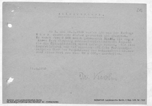 Landesarchiv Berlin, C Rep. 120 Nr. 512, Bl. 216
