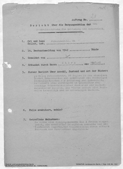 Landesarchiv Berlin, C Rep. 120 Nr. 512, Bl. 223