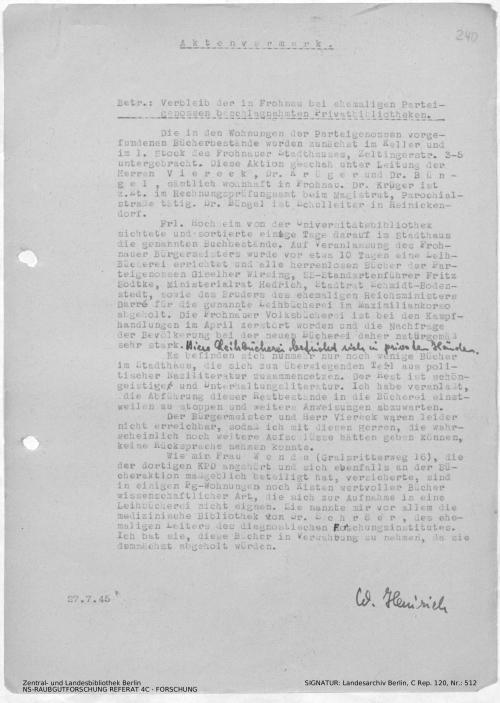 Landesarchiv Berlin, C Rep. 120 Nr. 512, Bl. 240