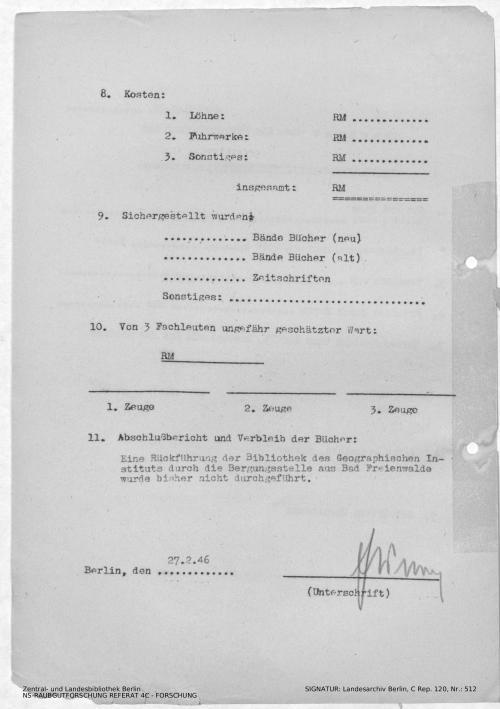 Landesarchiv Berlin, C Rep. 120 Nr. 512, Bl. 242