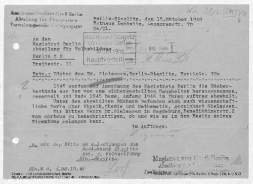 Landesarchiv Berlin, C Rep. 120 Nr. 512, Bl. 244
