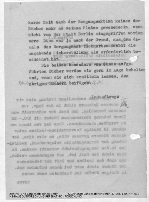 Landesarchiv Berlin, C Rep. 120 Nr. 512, Bl. 292