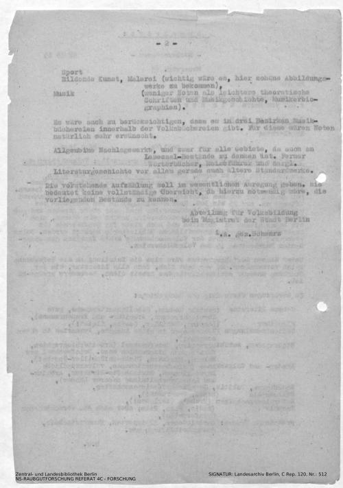Landesarchiv Berlin, C Rep. 120 Nr. 512, Bl. 318