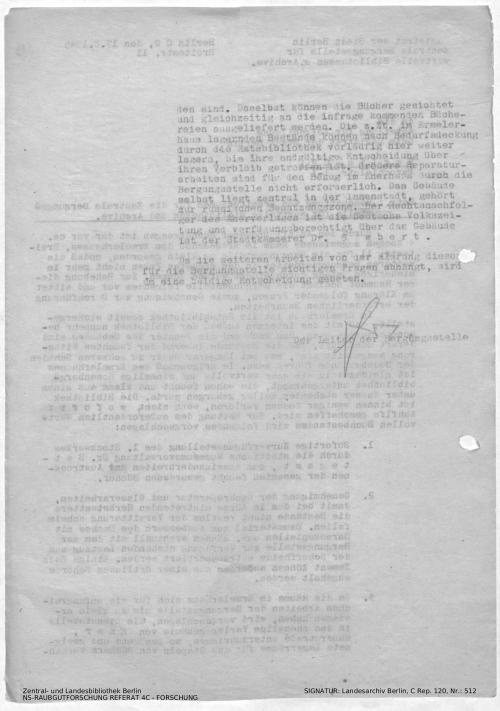 Landesarchiv Berlin, C Rep. 120 Nr. 512, Bl. 319