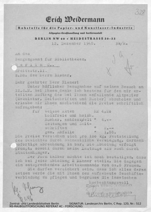 Landesarchiv Berlin, C Rep. 120 Nr. 512, Bl. 328