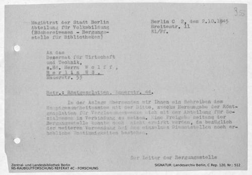 Landesarchiv Berlin, C Rep. 120 Nr. 512, Bl. 355