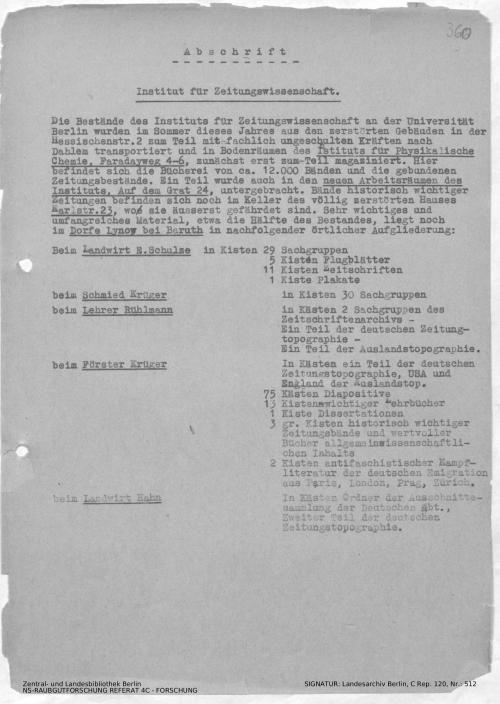 Landesarchiv Berlin, C Rep. 120 Nr. 512, Bl. 360