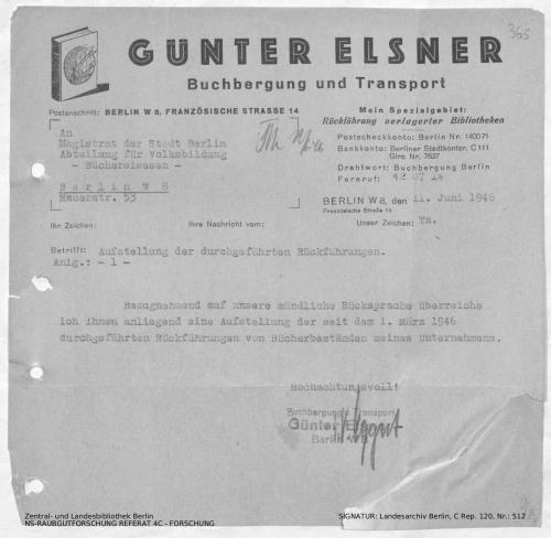 Landesarchiv Berlin, C Rep. 120 Nr. 512, Bl. 365
