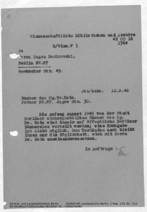 Landesarchiv Berlin, C Rep. 120 Nr. 513, Bl. 10