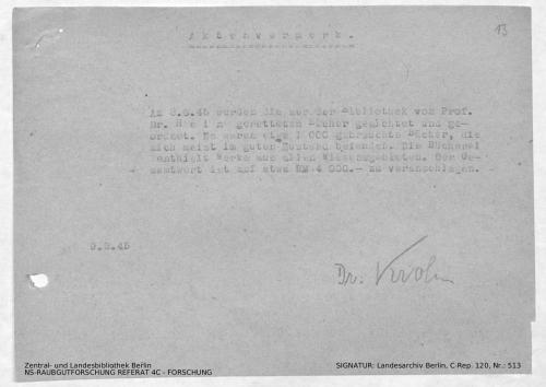 Landesarchiv Berlin, C Rep. 120 Nr. 513, Bl. 13