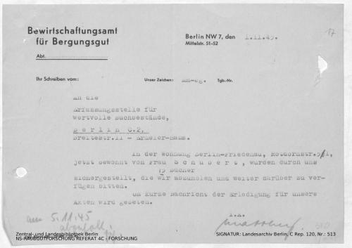 Landesarchiv Berlin, C Rep. 120 Nr. 513, Bl. 17