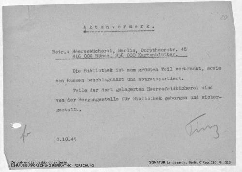Landesarchiv Berlin, C Rep. 120 Nr. 513, Bl. 20