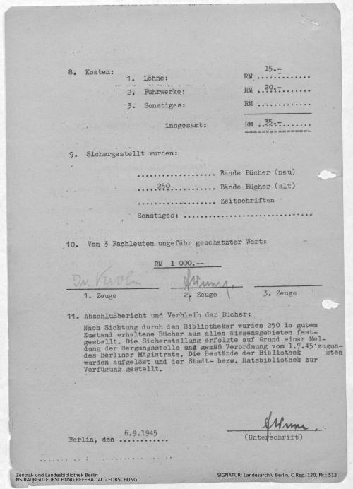Landesarchiv Berlin, C Rep. 120 Nr. 513, Bl. 23