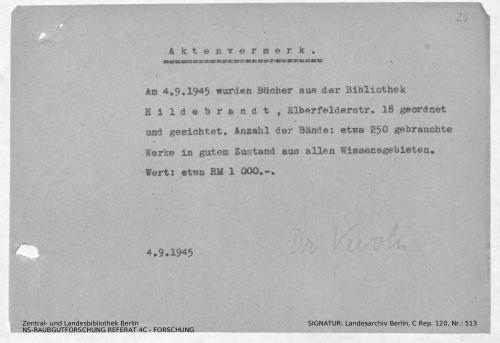 Landesarchiv Berlin, C Rep. 120 Nr. 513, Bl. 25
