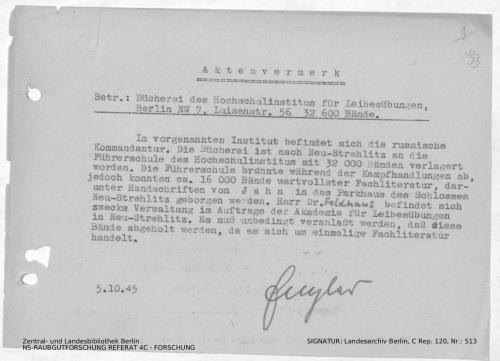 Landesarchiv Berlin, C Rep. 120 Nr. 513, Bl. 33