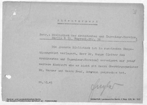 Landesarchiv Berlin, C Rep. 120 Nr. 513, Bl. 38