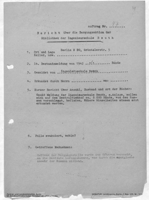 Landesarchiv Berlin, C Rep. 120 Nr. 513, Bl. 41