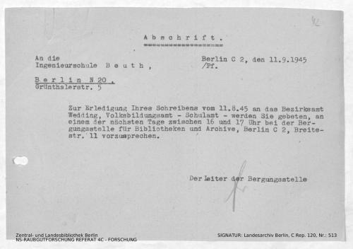 Landesarchiv Berlin, C Rep. 120 Nr. 513, Bl. 42